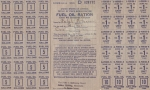 ration book, stamps