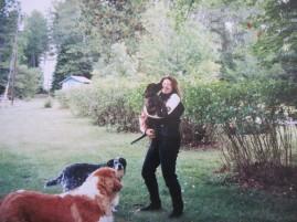 mastiff, puppy, blue heeler, st. bernard
