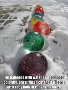 ice marbles