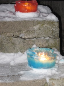 Cool-Whip, Ice candle