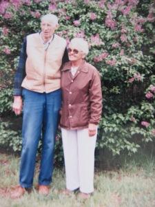 lilacs, family history