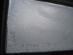frost, window, winter, mn, pajari girls,
